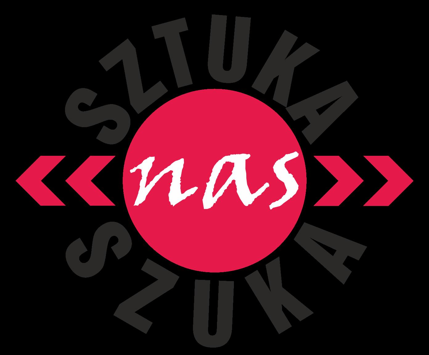 Logo Sztuka Nas Szuka