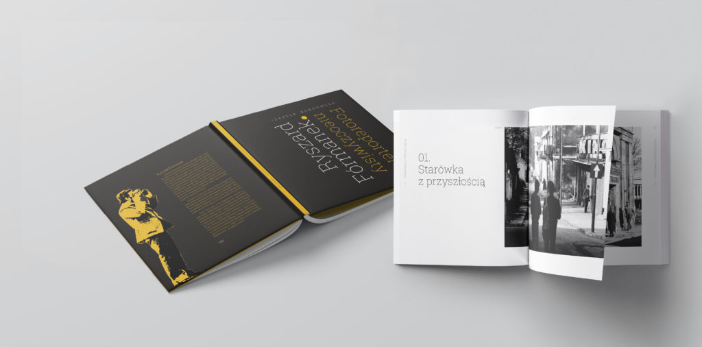 Projekt książki o Ryszardzie Fórmanku
